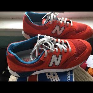 New Balance 496